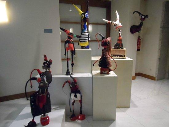 Eurostars Das Artes Hotel: exposição