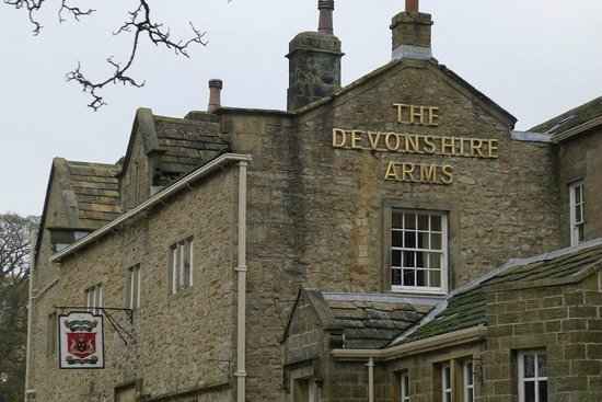 Devonshire Arms Brasserie & Bar:                   The Devonshire Arms