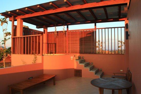 Phukumhom: Villa Jacuzzi