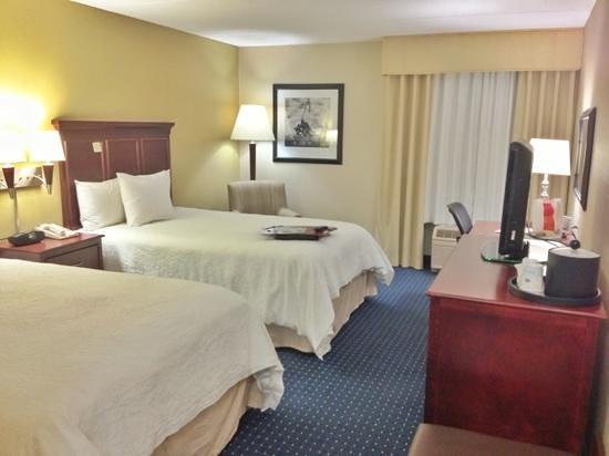Hampton Inn Dulles-Cascades照片