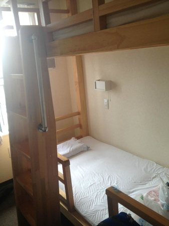 Palace Japan:                   The twin room