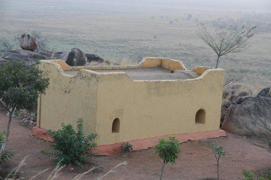 Campement de Thialy: Les cases en banco beautiful Architecture... in Burkina Style