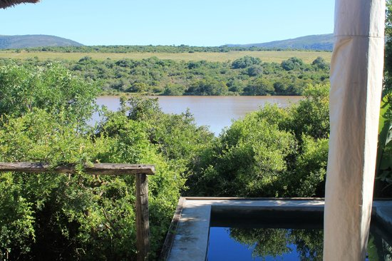 Pumba Private Game Reserve: Vue de la chambre