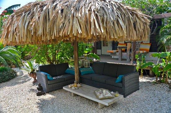 Bamboo Bali Bonaire - Boutique Resort: bamboo bali office