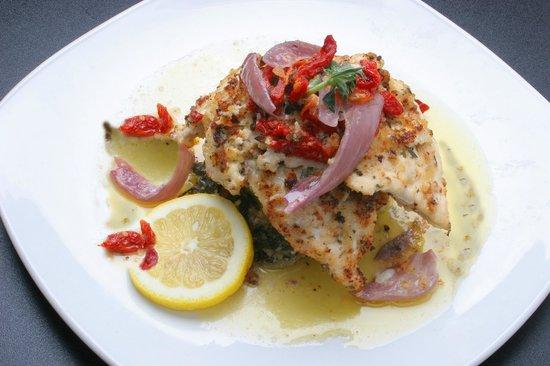 Ardeo: Chicken Spanikopita