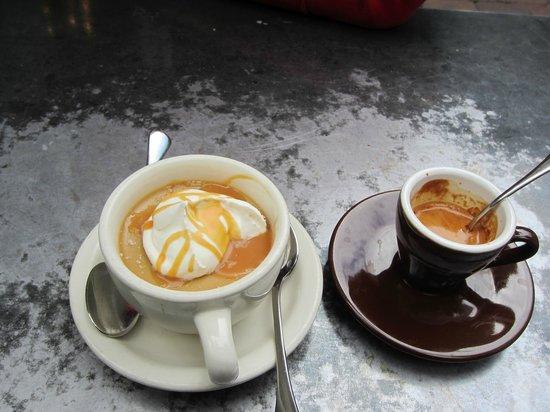 Gjelina: Butterscotch pot de creme