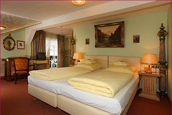 Hotel Edelweiss: Standard-Doppelzimmer