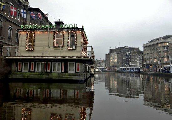 Rederij Kooij - Boat Tours: Kooij's headquarters and dock