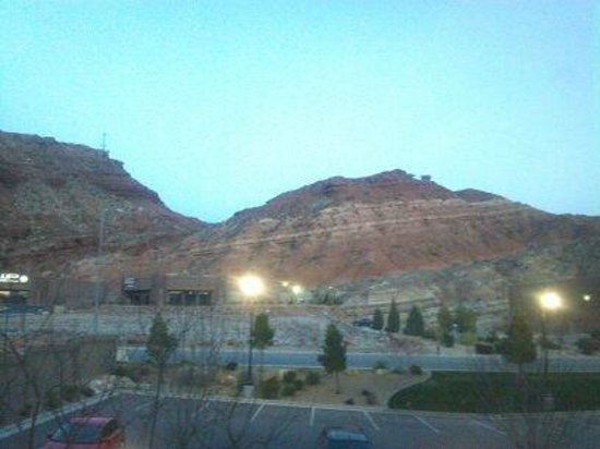 La Quinta Inn & Suites St. George: View From the Room