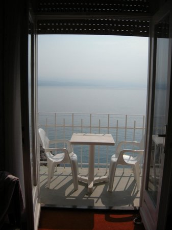 Smart Selection Hotel Istra: vista dall'interno della camera