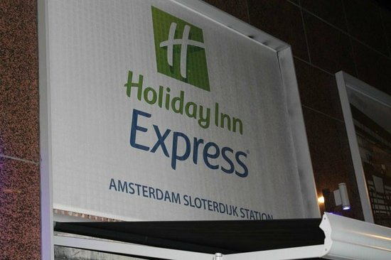 Holiday Inn Express Amsterdam-Sloterdijk Station: Holiday Inn Express Amsterdam - Sloterdijk Station