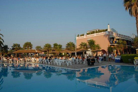 Ionian Princess: Pool area