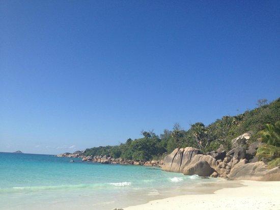 Raffles Seychelles: Anse Lazio