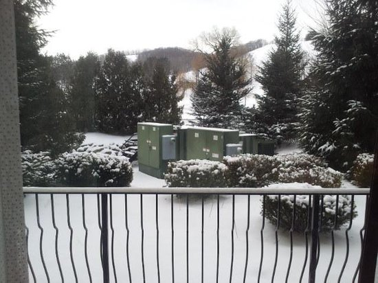 Boyne Mountain Resort:                   How would you like this view for $650 a night?
