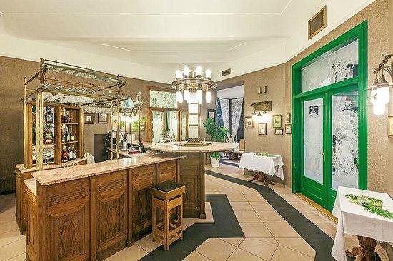 Villa Voyta Hotel & Restaurant: Bar