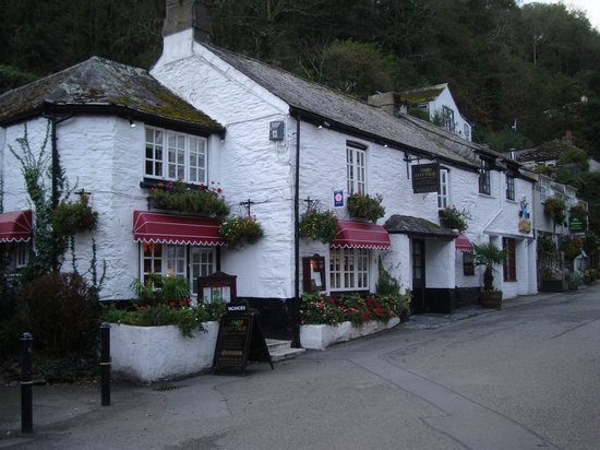 Polperro, UK:                   Cottage B&B