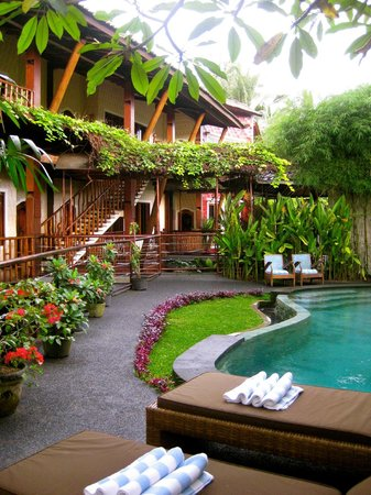 Junjungan Ubud Hotel and Spa: Best hotel ever