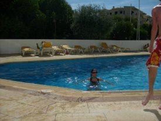 Club Alvor Golf: nice pool but it was always empty