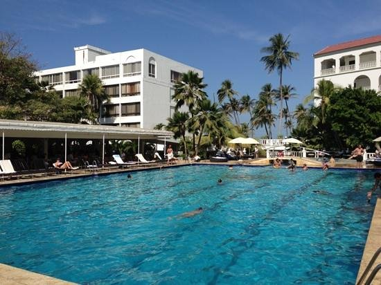 Hotel Caribe: pool