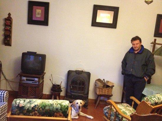La Casona de Priorio: Selva en el salon