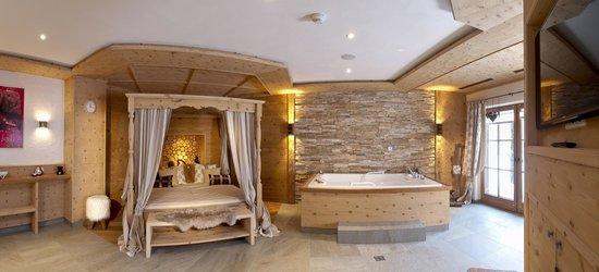 Hotel Kristall: Private Spa Suite - perfekt für Paar-Urlaub