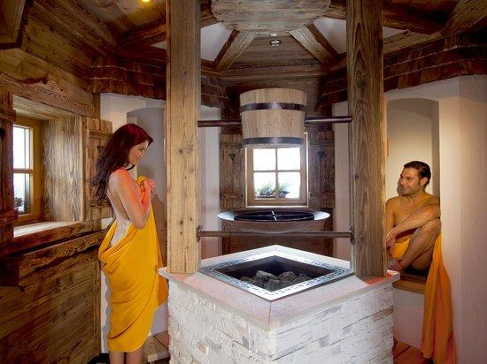 Hotel Kristall: Kräuterstadl-Sauna