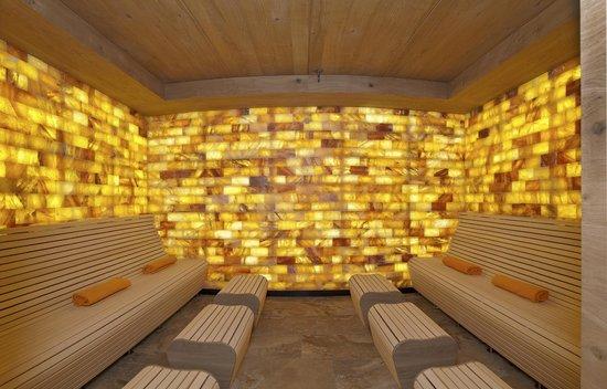 Hotel Kristall: Himalaya-Salzstein Sauna