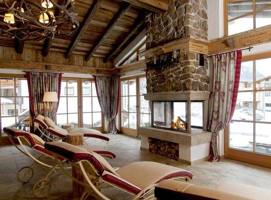 Hotel Kristall: Stille Alm - Wellness
