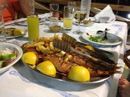 Ionion Taverna: yummy