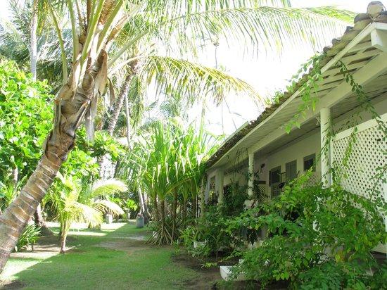 Casa Acayu Pousada & Bungalows: Restaurante