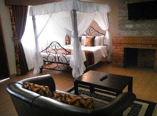 Margarita House: Honeymoon suite