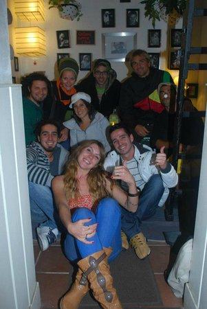 Zazamira: fiesta