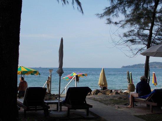 BEST WESTERN Premier Bangtao Beach Resort & Spa: vue plage