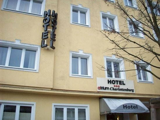 Atrium Charlottenburg Hotel : Hotel Atrium