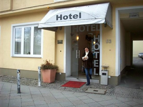 Atrium Charlottenburg Hotel: Hotel Atrium