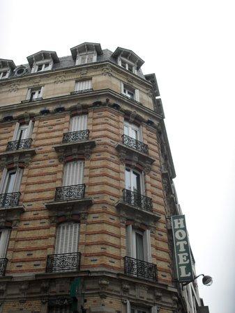 Hotel des Arts Bastille: questo è l'esterno