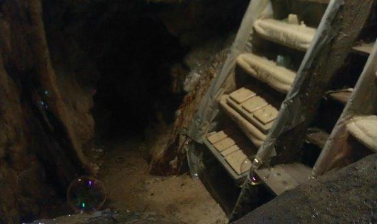 Grottes du Cornadore