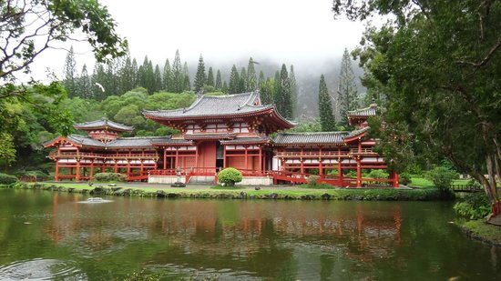 Byodo-In Temple: le temple