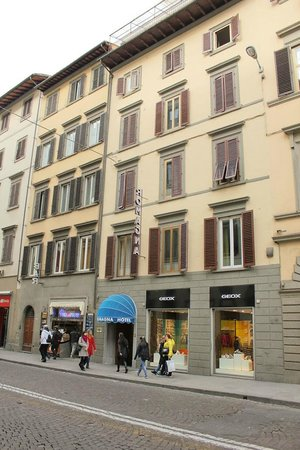 Hotel Romagna: Hotel