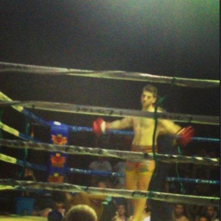 Kobra Muay Thai Boxing Stadium :                   Winner!!