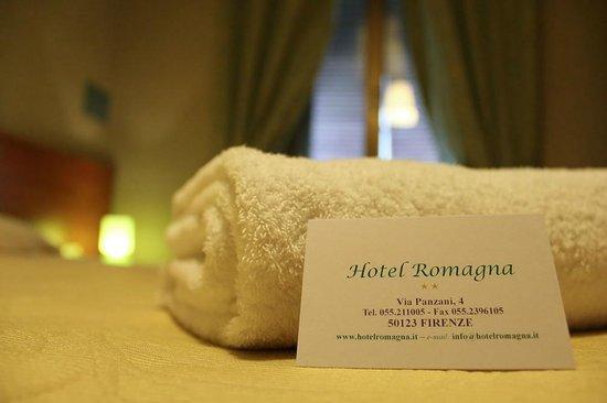 Hotel Romagna: Room