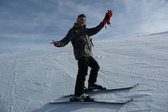 Villars-Gryon Ski Center: Elmagnifico!!!