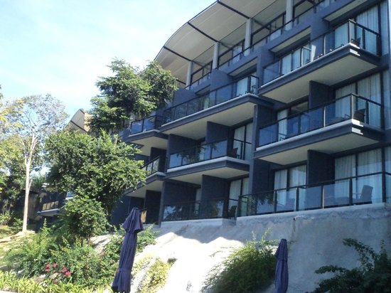 Beyond Resort Krabi:                   The Hotel Main building