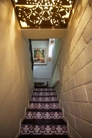 Munari Resort & Spa: Stair at 2 Bedroom Suite