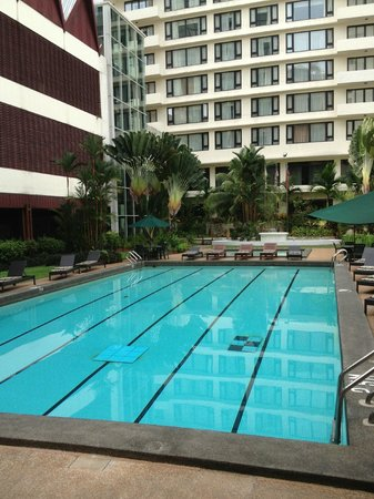 Capitol Hotel: Pool Partnerhotel Federal Hotel
