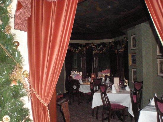 Walt's - an American Restaurant : la salle