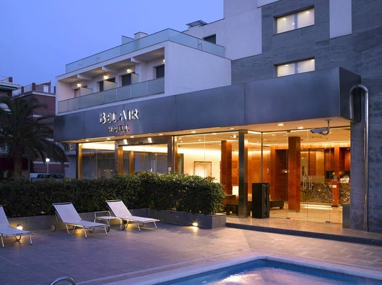 Bel Air Hotel: Exterior