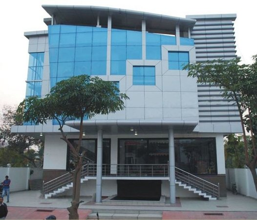 Shivam Inn: Shivam Front View