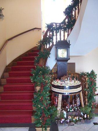 بيستانا ميرامار جاردن ريزورت أبارتهوتل:                   Reception areas decorated for xmas                 