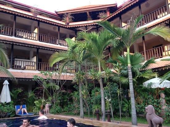 Siddharta Boutique Hotel: hotel